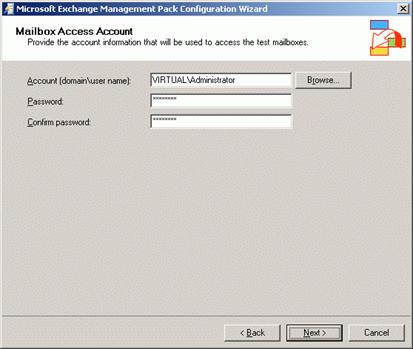 Exchange 2003 smtp directory