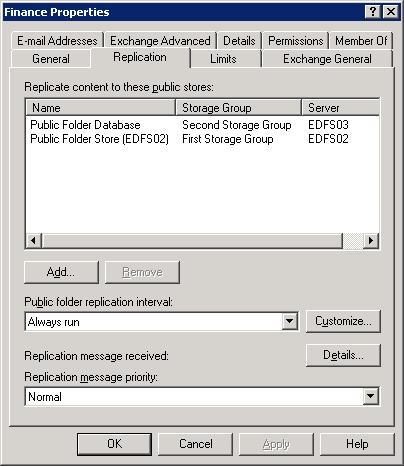 Подменный сервер exchange 2000