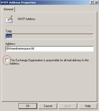 Exchange 2010 массовое создание smtp адресов