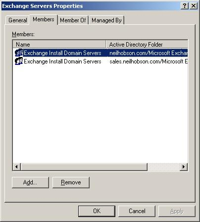 Оснастка active directory