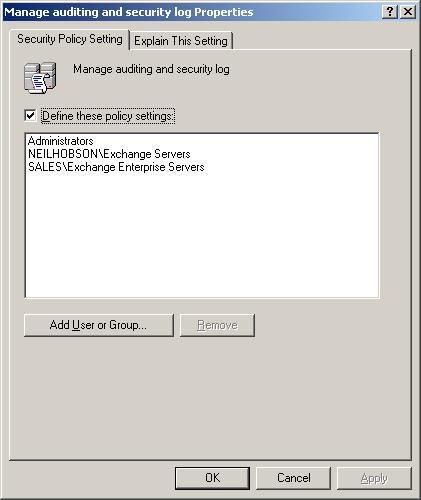 EDGE server в корневом домене