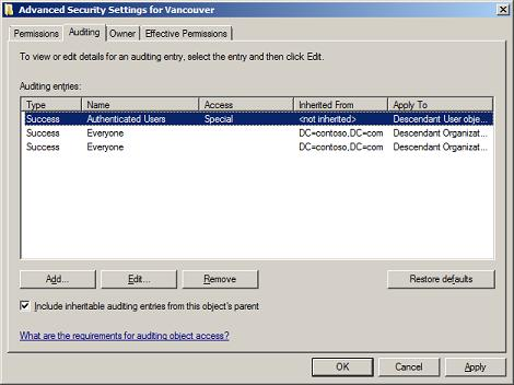 Полное описание системы Windows server 2008