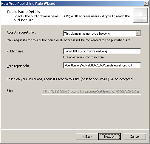 Control access through nps network policy