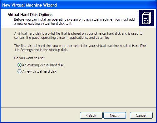 Vhd образ сервера сертификации