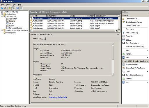 Windows server 2008 знакомство