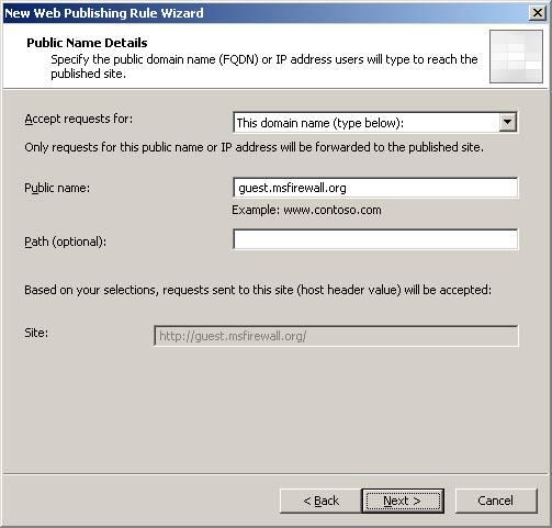 Isa аутентификация пользователя