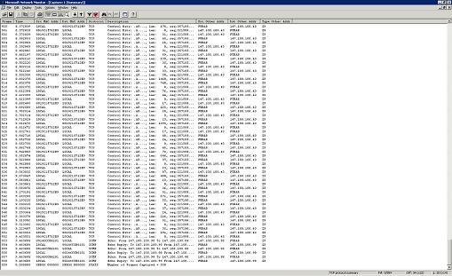 Network monitor 3