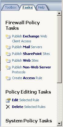 Exchange 2007 cas publication firewall