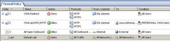 HTTP отклоненное соединение