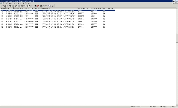Как работать с network monitor?