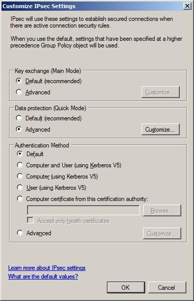 Windows server 2003 дополнительный firewall