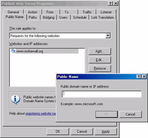 После изменения адреса не работает ssl