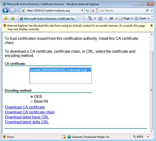 Vpn сервер Windows 2008