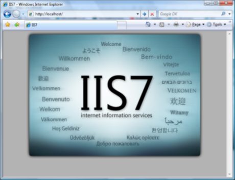Откуда установить iis feature