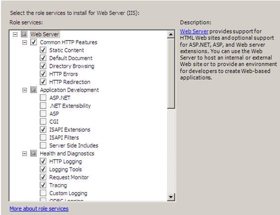 Шлюз служб терминалов server 2003
