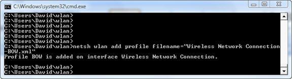 Беспроводная сеть в Windows 2012 server