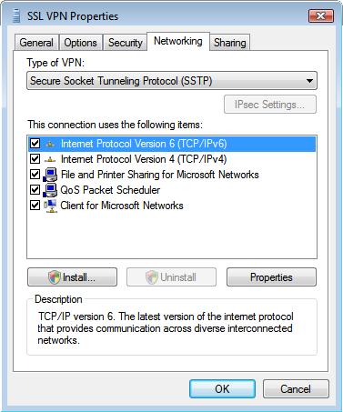 Создание vpn сервера 2008