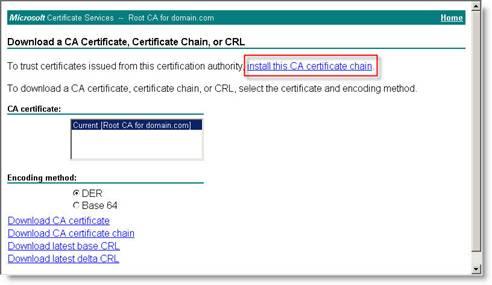 Замена сертификата rdp