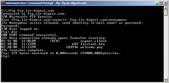 FTP port 10888