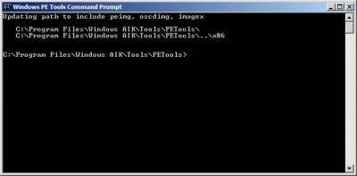 Внедрение драйверов в Windows pe