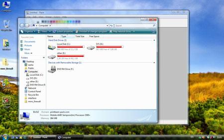 Классическая Тема Windows